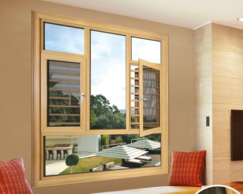断桥铝合金门窗规格多而且适用性强!