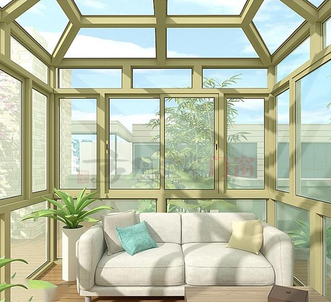 别墅高端阳光房